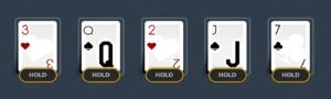 Video Poker Online gratis